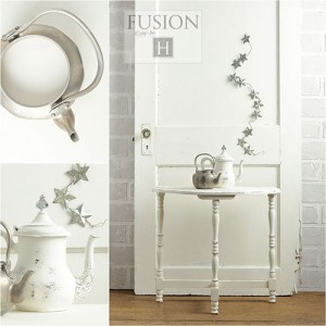 White's are always on trend! fusionmineralpaint.com