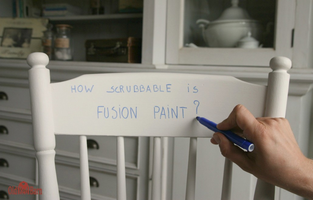 Durable And Scrubbable Fusion Mineral Paint Takes The