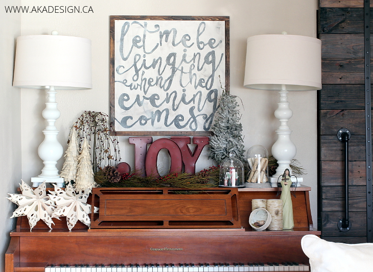 Create your own holiday sign! 2