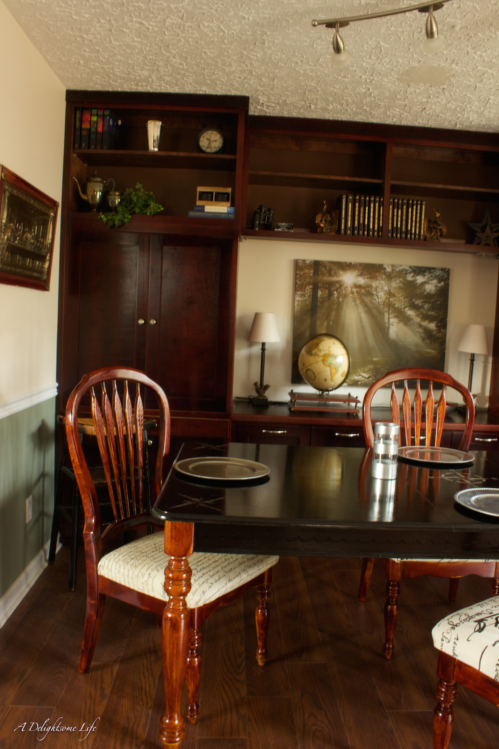 a dining table transformation u2022 fusion mineral paint