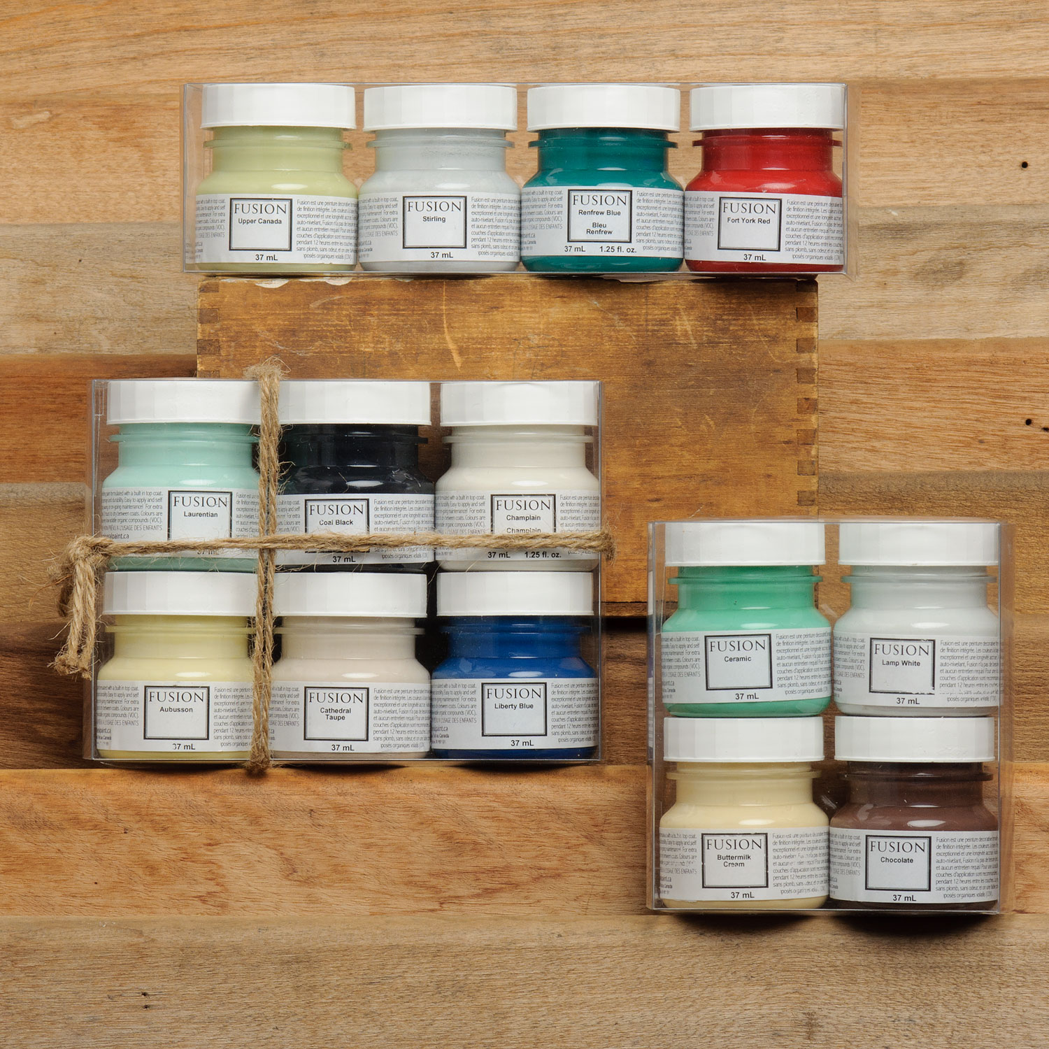 What is Fusion™ Mineral Paint? 4