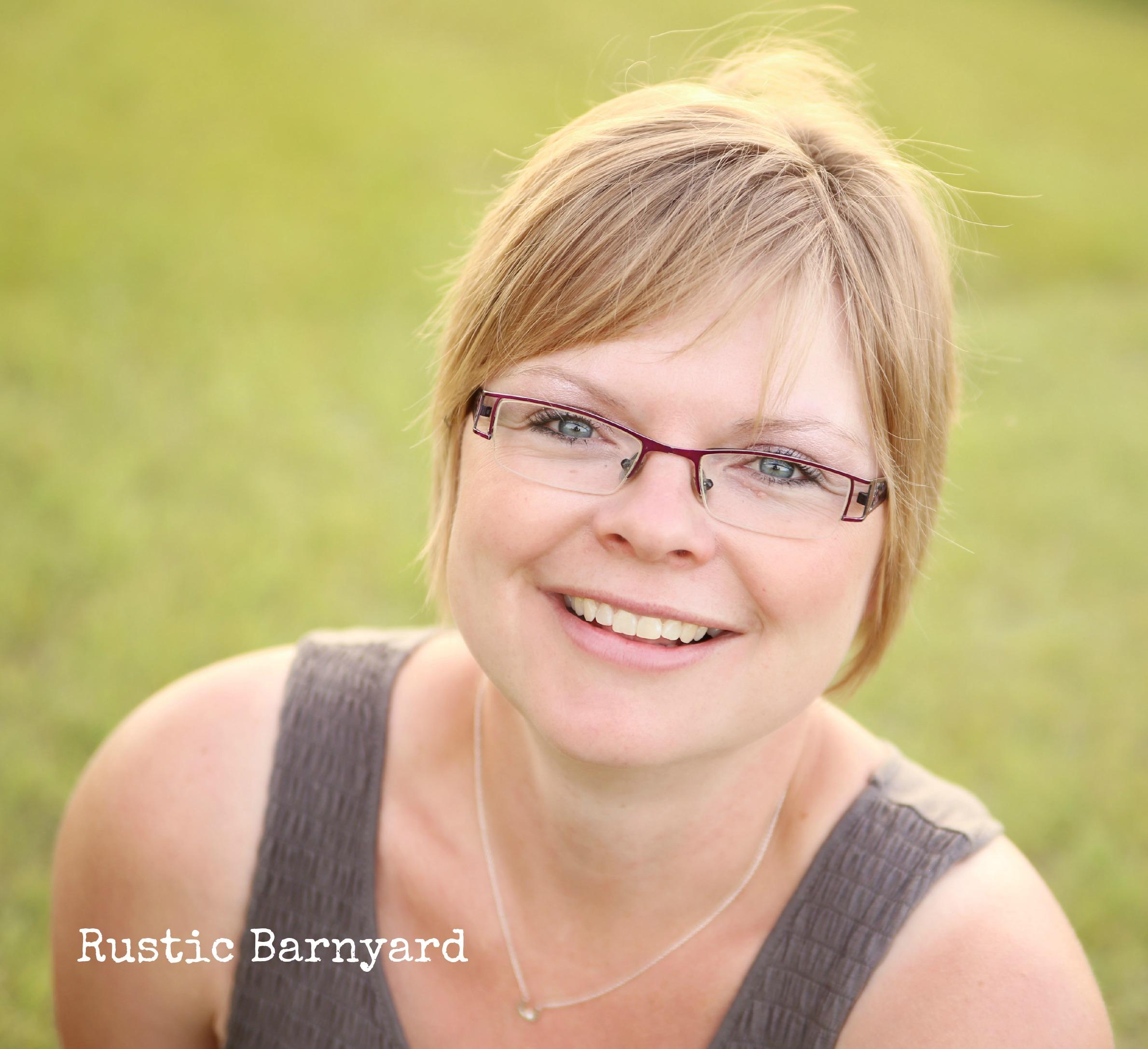Merchant Monday with Heidi from Rustic Barnyard 1