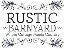 Merchant Monday with Heidi from Rustic Barnyard 2