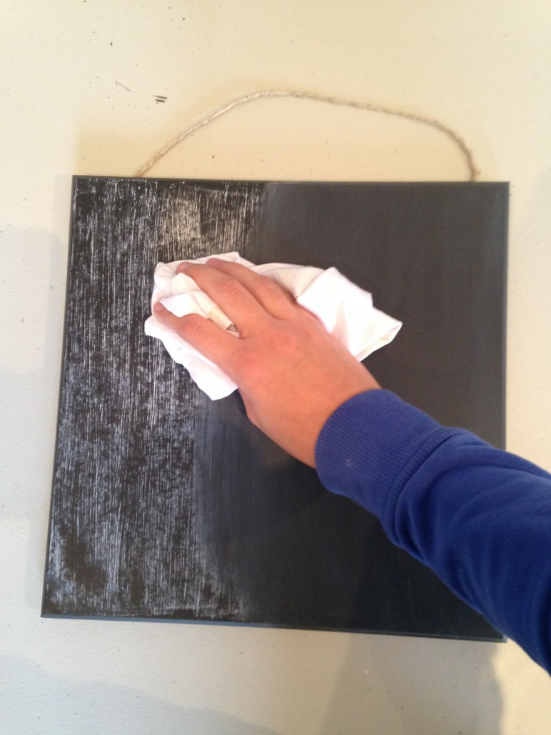 Make your own Chalkboard with Fusion™ Mineral Paint! 3