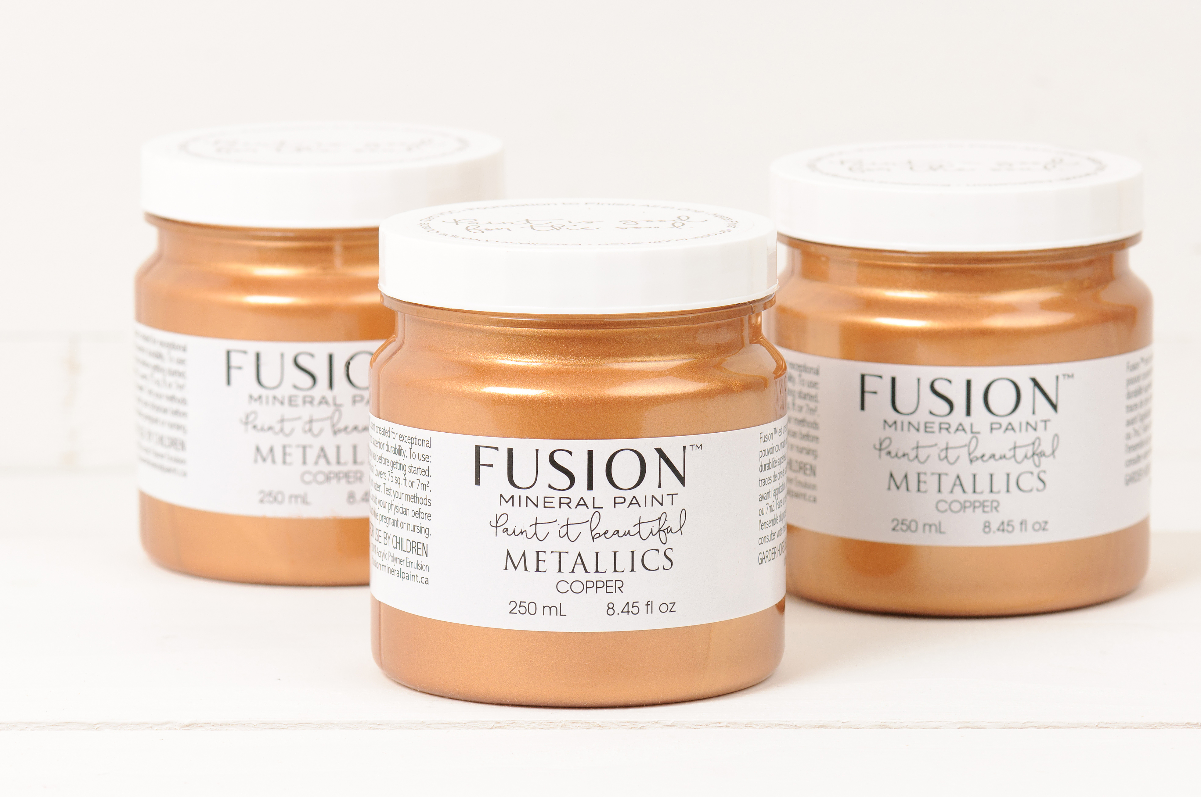 The Fusion Difference Fusion Mineral Paint
