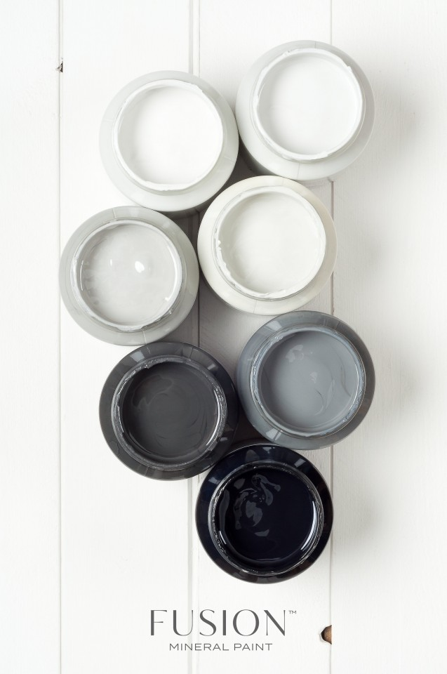 Colours • Fusion™ Mineral Paint
