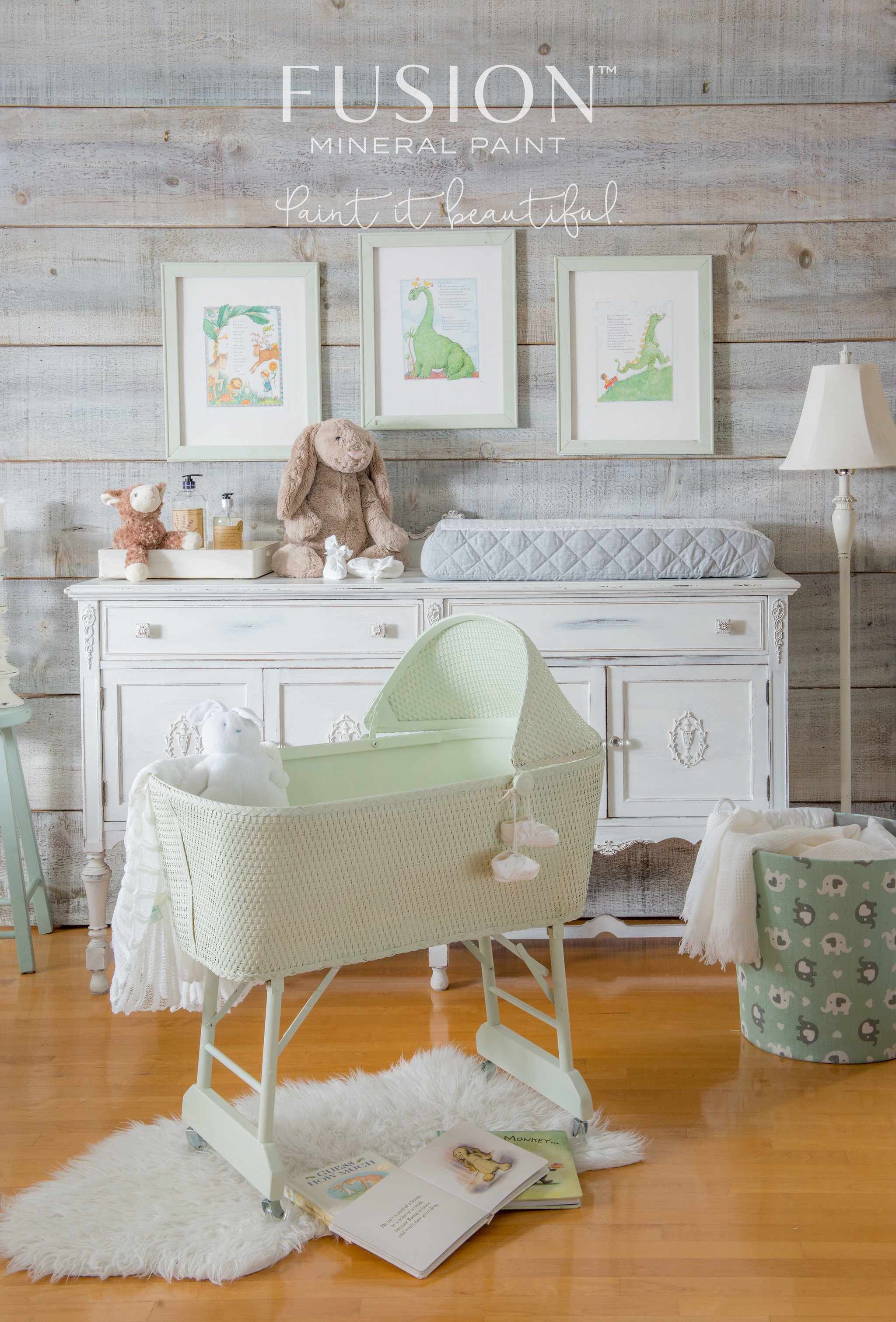 Nursery Inspiration Paint Colours Soft And Sophisticated With A Matte Smooth Finish That