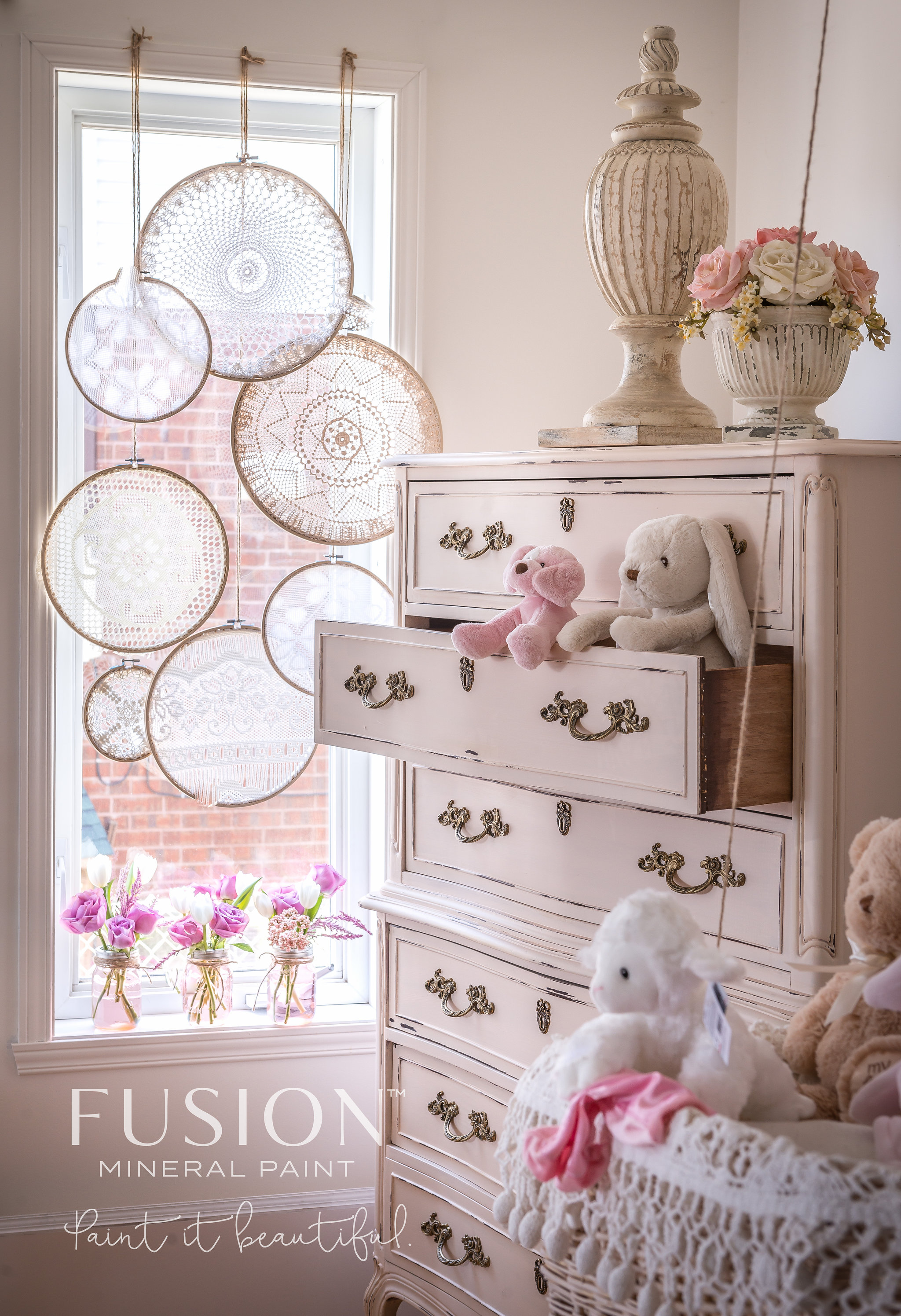 Nursery Inspiration Paint Colours Fusion Mineral Paint