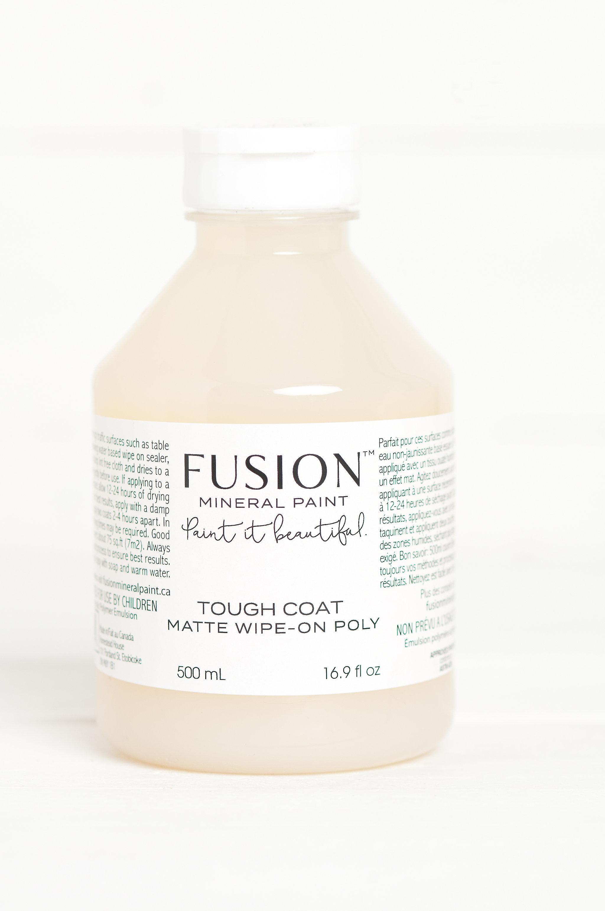 Tough Coat™ • Fusion™ Mineral Paint