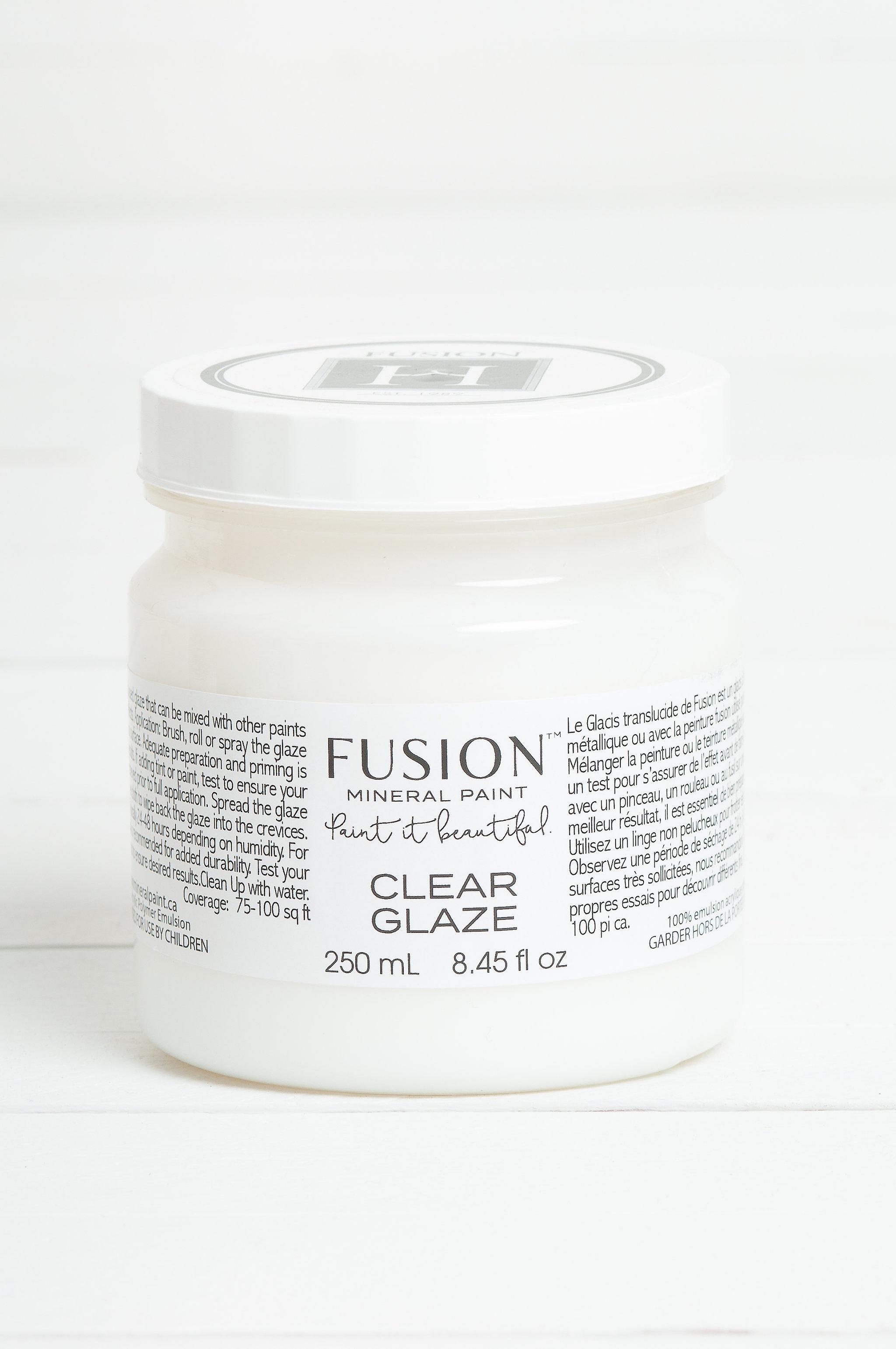 Glaze Fusion Mineral Paint