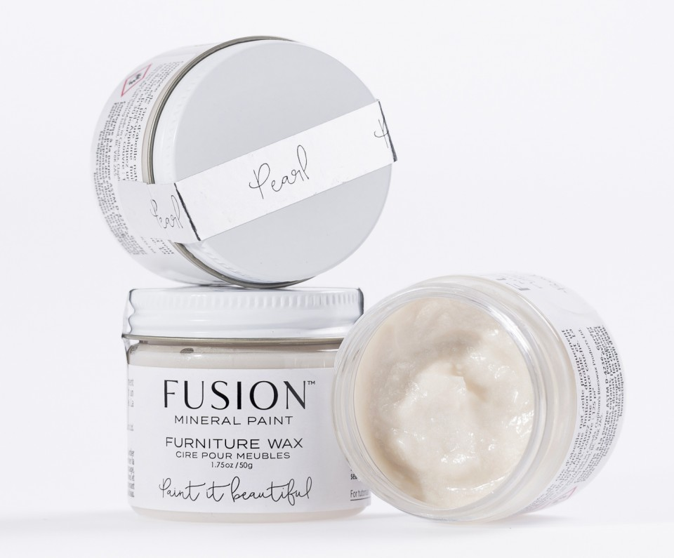 Pearl Metallic Fusion Furniture Wax
