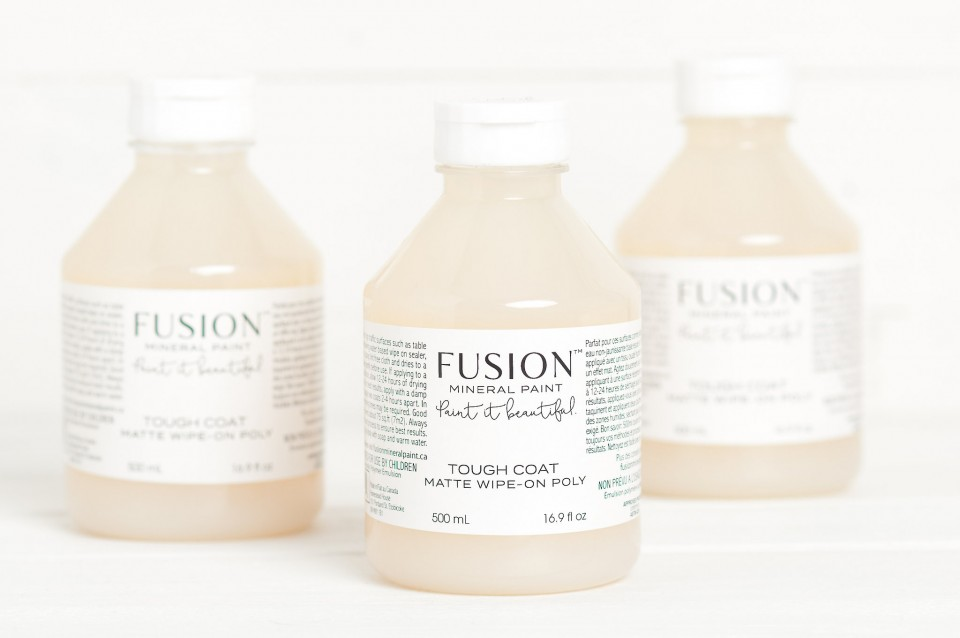 Fusion Tough Coat. The hardest wearing top coat you will find. | fusionmineralpaint.com