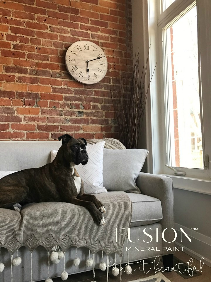 How To Create Your Own Fixer Upper Style Clock