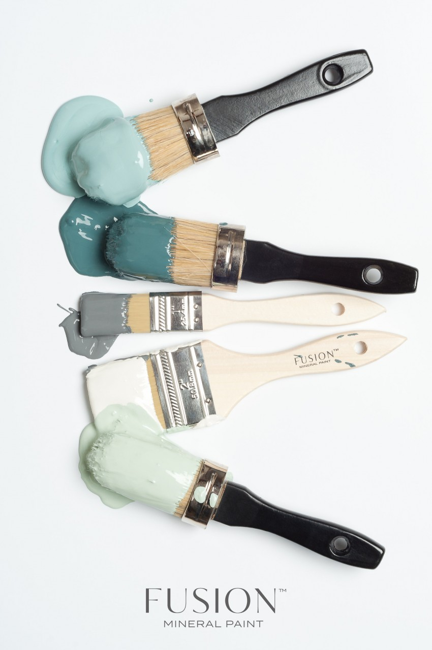 With so many options, how do you know which brush or roller to choose for the perfect flawless finish