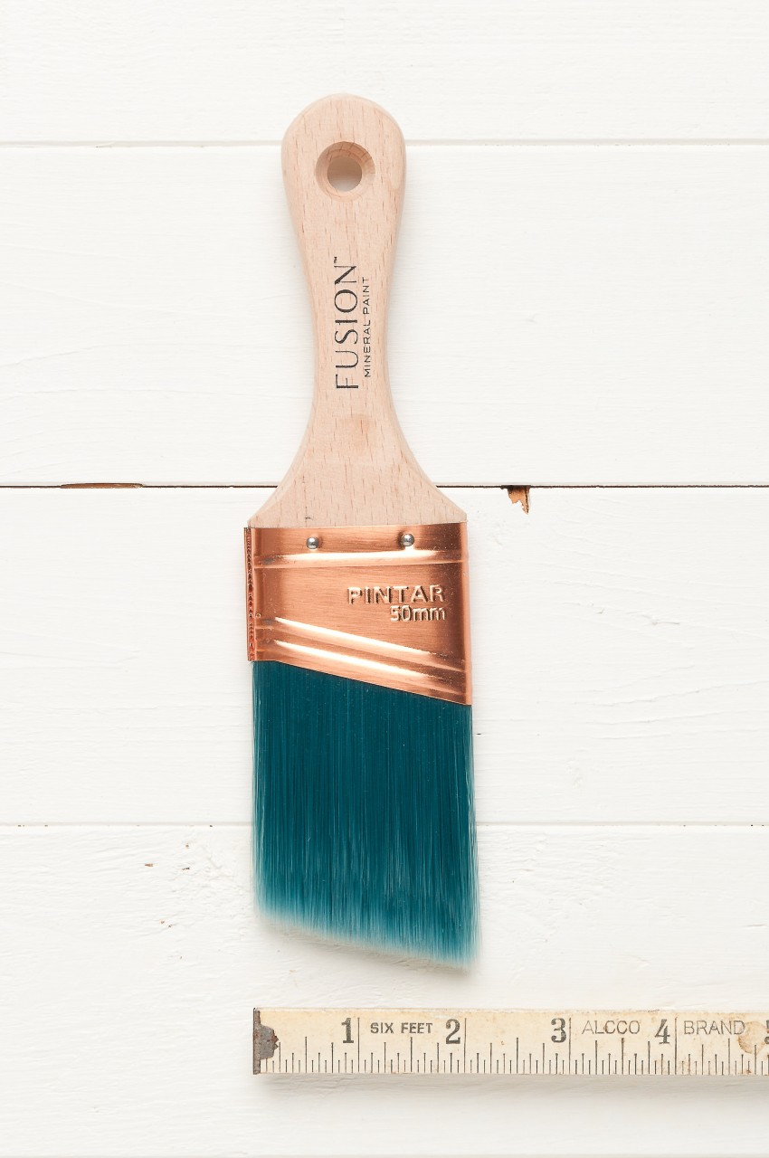 2 Inch Synthetic Angled Brush for flawless smooth paint finishes