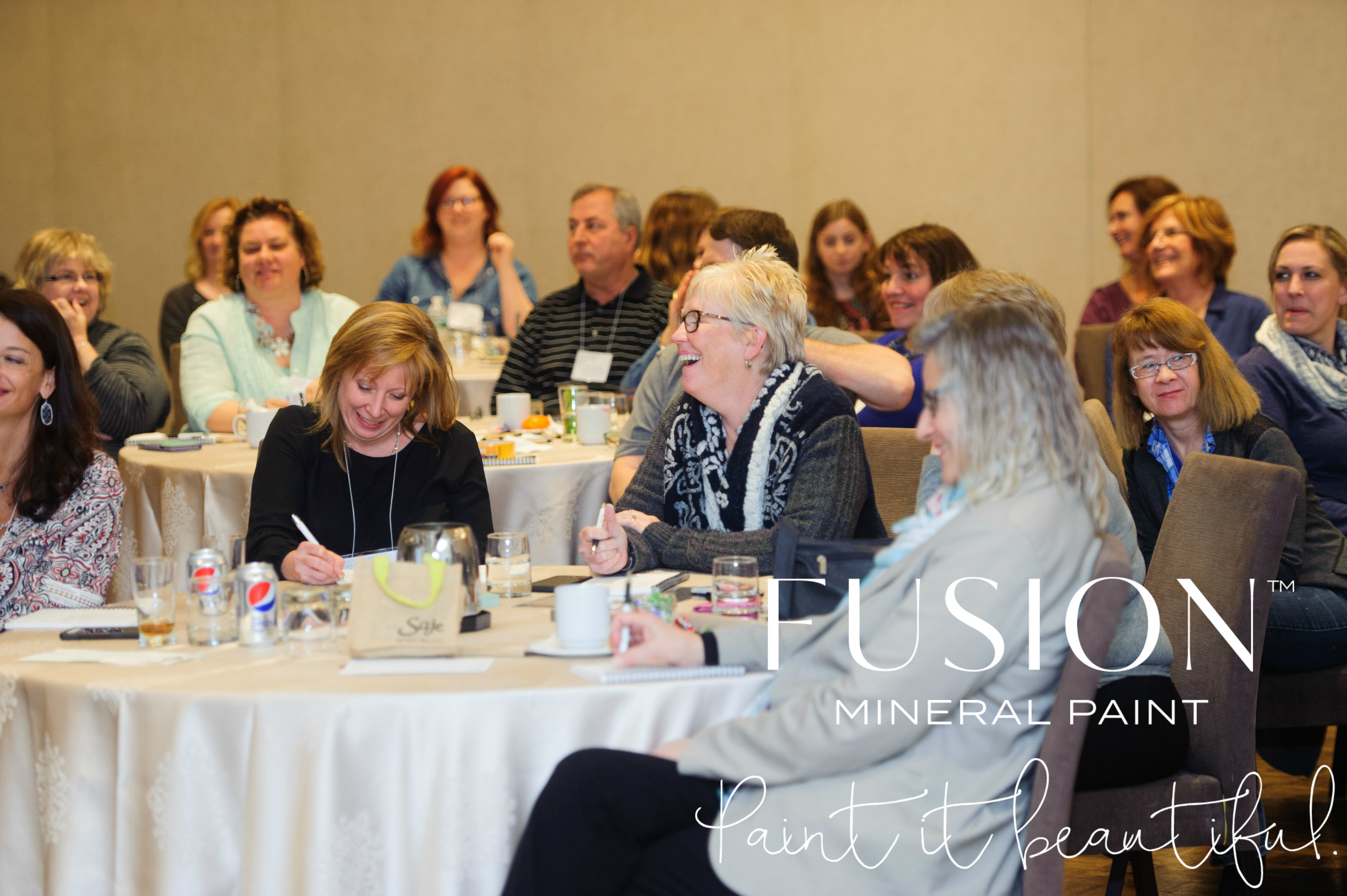 Fusion Mineral Paint Merchant Conference and Retreat at Adamo Winery and Hockley Valley Resort and Spa. Become a Retailer today and enjoy these fabulous Merchant only benefits!