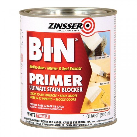 BIN Zinsser Ultimate stain blocker