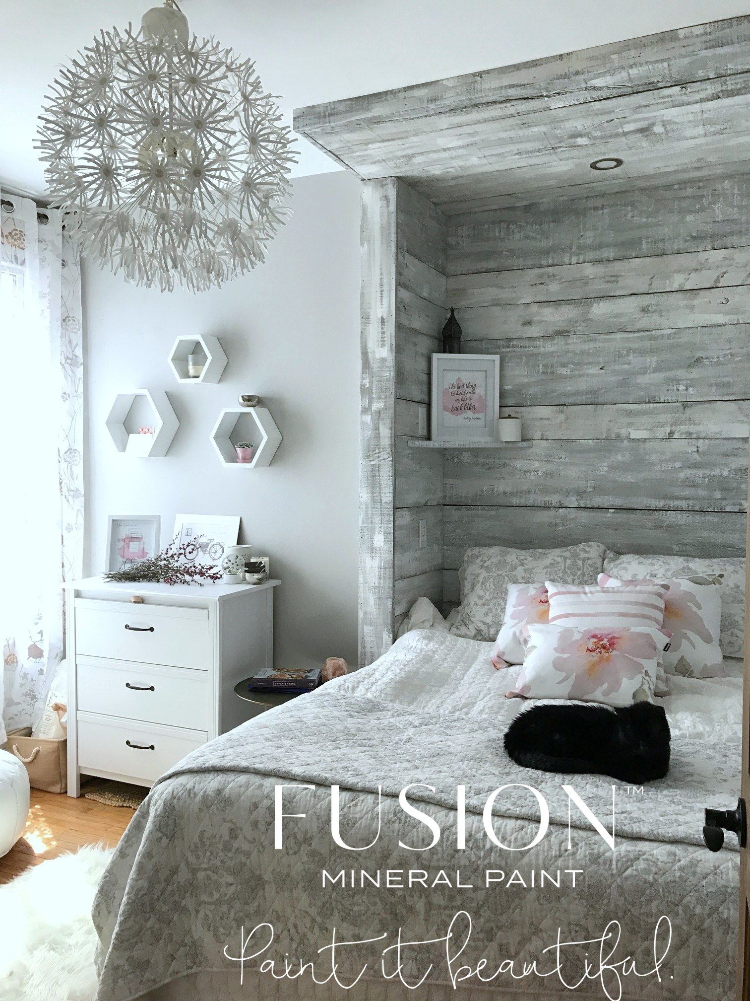 Easy Diy Headboard White