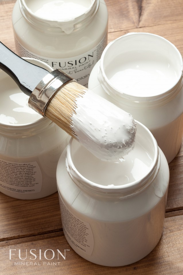 The perfect whites are waiting for you! fusionmineralpaint.com