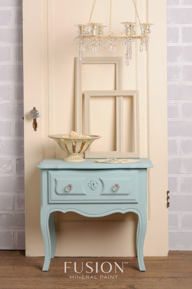 """""""Inglenook"""" One of our most popular colours. A soft blue/grey with just a hint of green. fusionmineralpaint.com"""