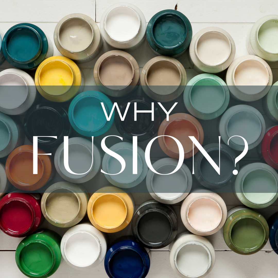 Why Choose Fusion Mineral paint? | fusionmineralpaint.com