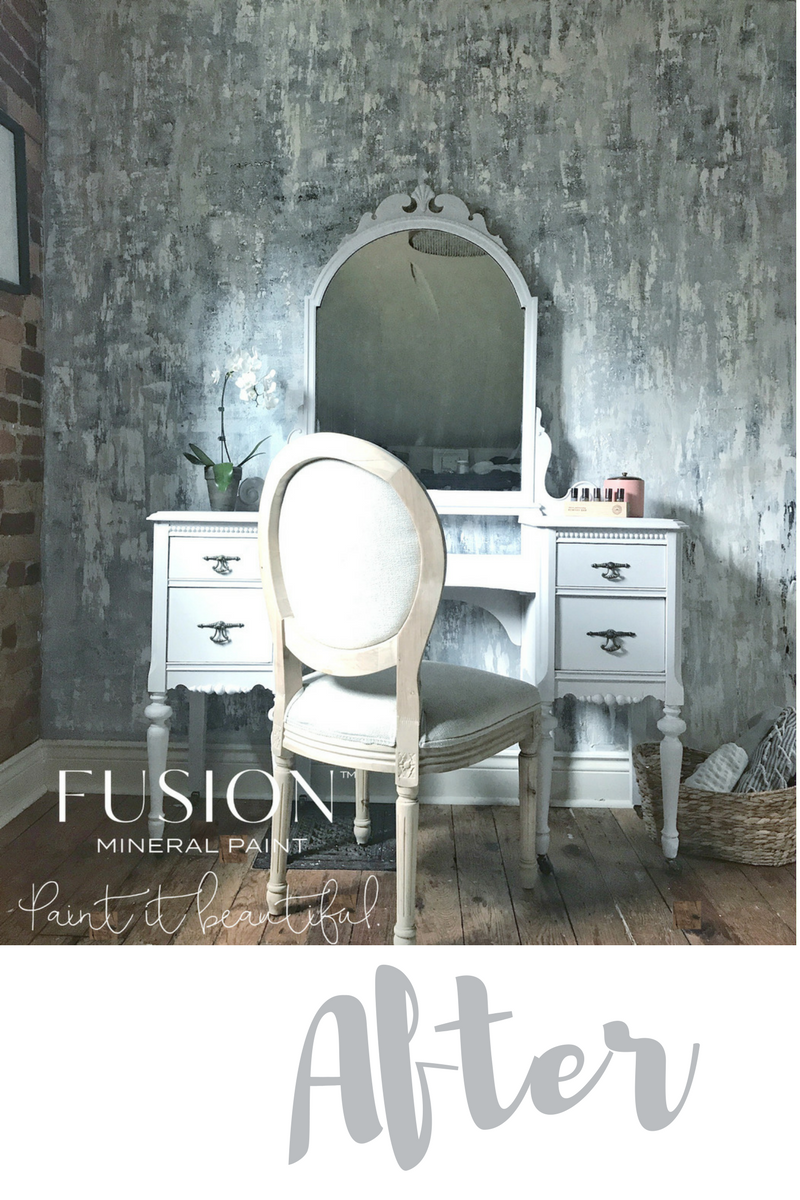 after dressing room. | fusionminerlpaint.com