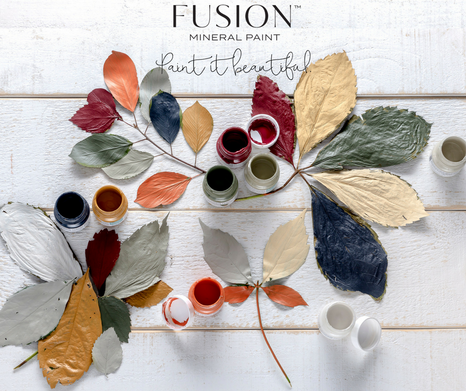 Fall is always a time we think about changing up the colours in our homes. Maybe a little injection of colour here and there, or a full-on makeover. Whatever your style, Fusion has just the right balance of 'Fall Inspiration' and ideas for you to decorate - big or small. |fusionmineralpaint.com
