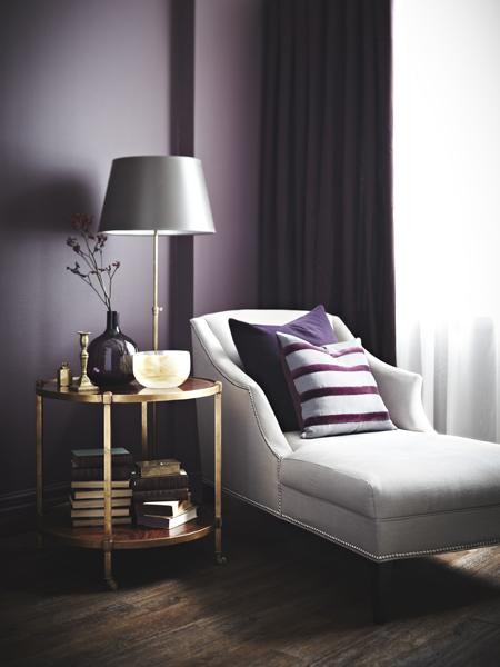 Inspired By Ultra Violet Fusion Mineral Paint