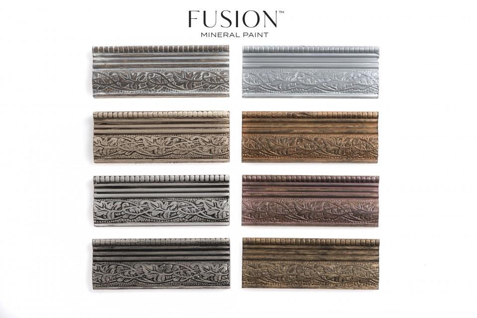 Fusion Mineral Paint Metallic