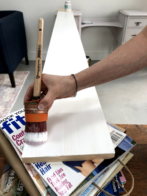 How To Not Get Brush Strokes When Painting • Fusion™ Mineral
