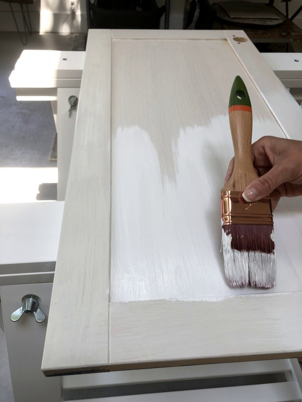The Best Way To Paint Kitchen Cabinets Fusion Mineral