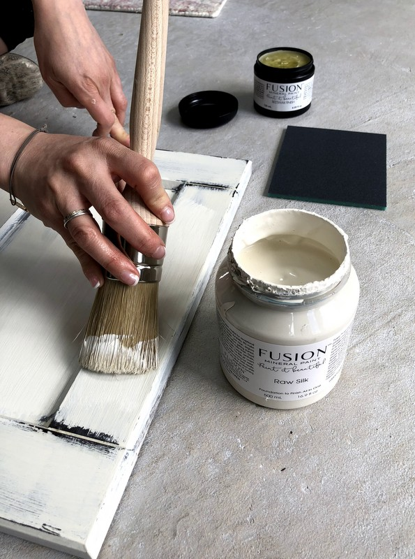 Shabby Chic Kitchen Cabinets Fusion Mineral Paint