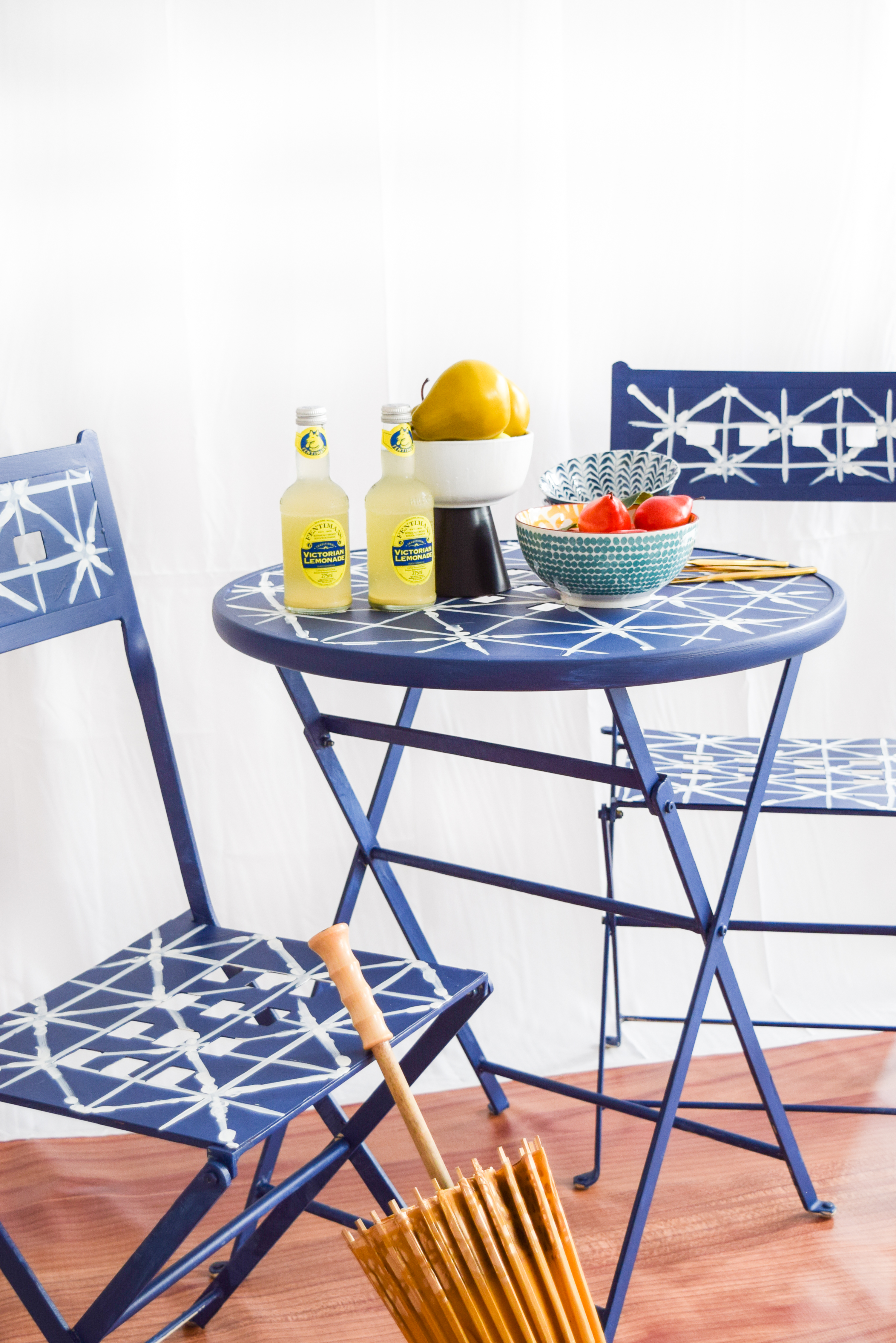 DIY Ikea Patio Table • Fusion™ Mineral Paint