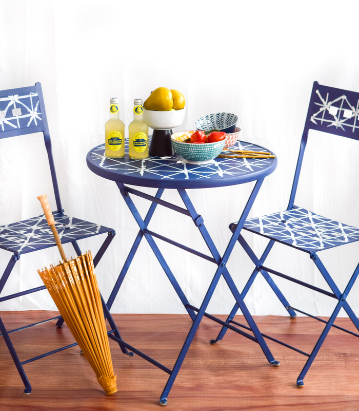 Enjoyable Diy Ikea Patio Table Fusion Mineral Paint Gmtry Best Dining Table And Chair Ideas Images Gmtryco
