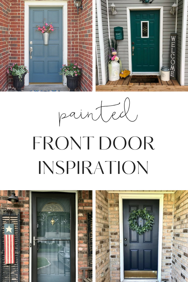 Fusion Mineral Paint Painted Door Inspiration Fusion Mineral Paint