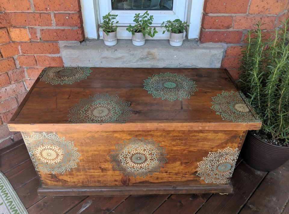 Revive Wooden Furniture With Stain And Finishing Oil