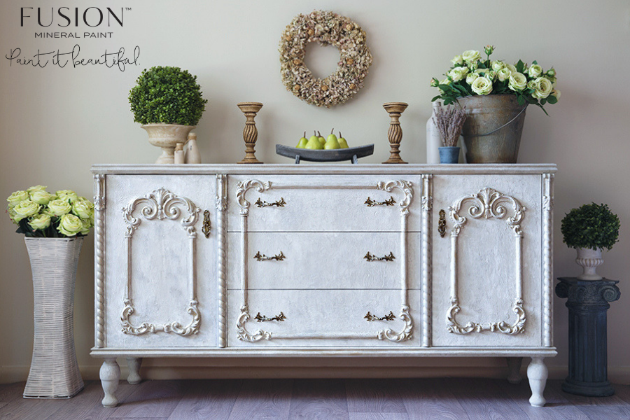 Create A French Country Look With Fusion Mineral Paint Fusion