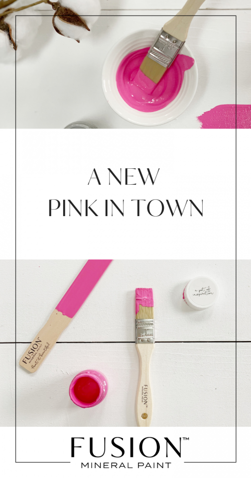 That S Right You Get A Chance To Name Our Brand New Pink Paint Color