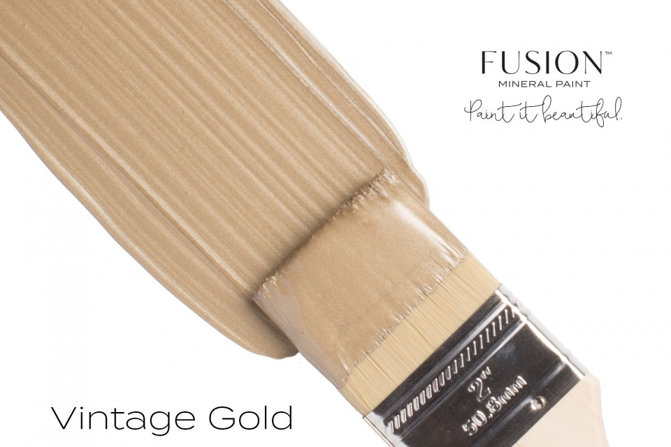 Fusion Mineral Paint's Limited Edition Metallics • Fusion