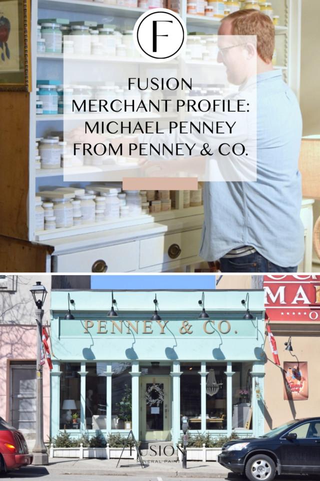 Michael Penney paint