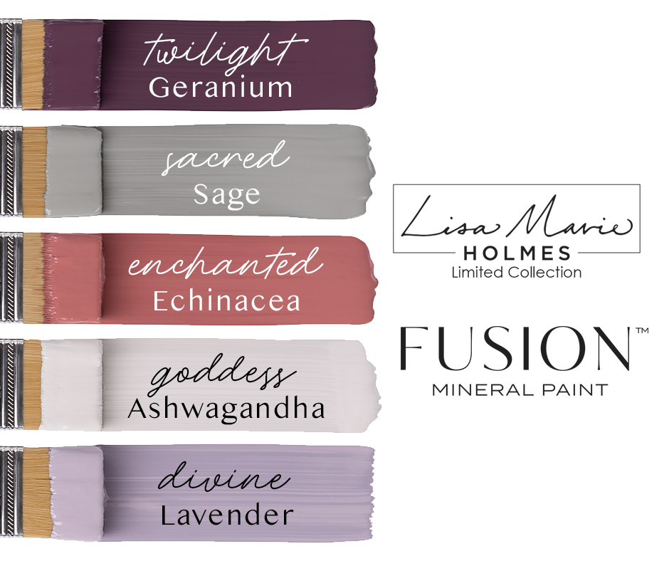 Introducing the Lisa Marie Holmes Collection with Fusion