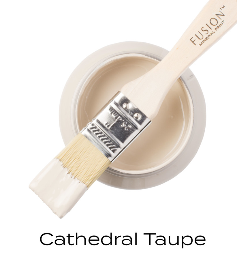 Cathedral Taupe paint pot