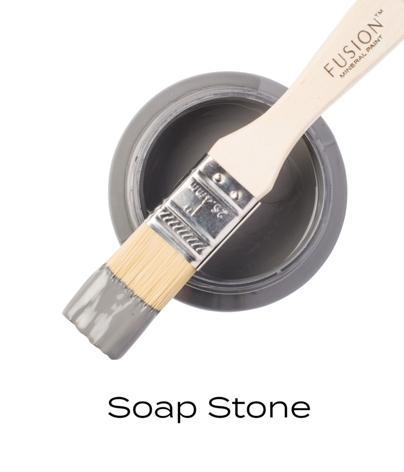 Soap Stone paint pot