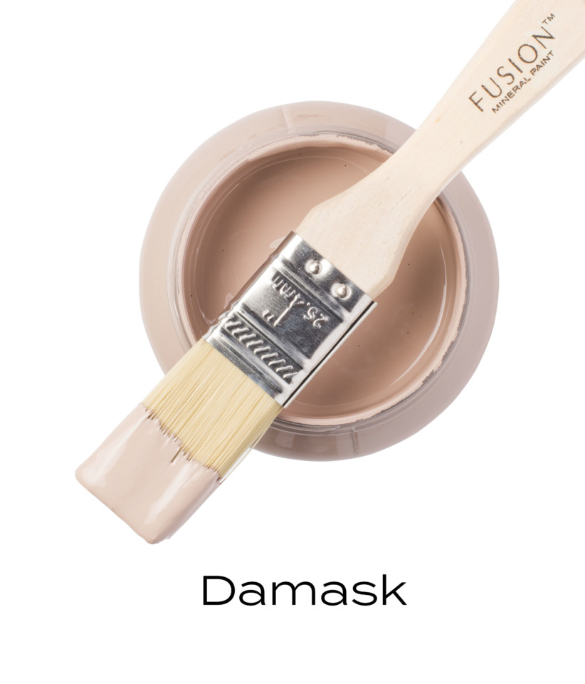 Damask from Fusion Mineral Paint