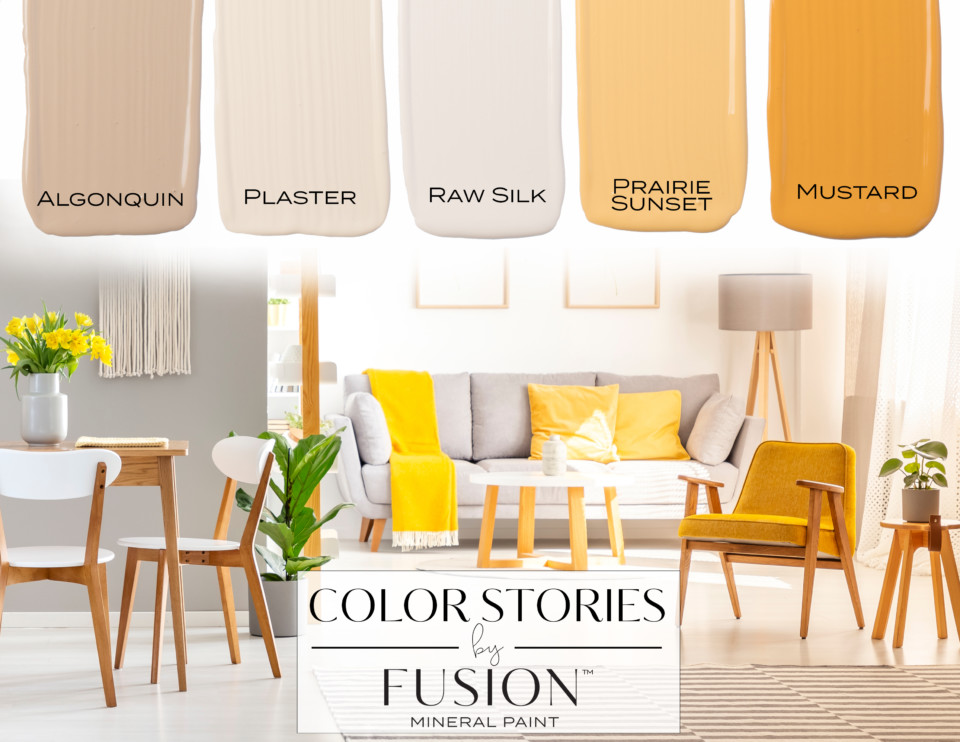 2019 was a colourful year here at Fusion, and our 2019 Color Palettes are fresher than ever as we head into 2020 paint brushes blazing! Looking for Inspo? You're in the right spot.