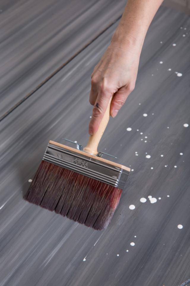 Blending SFO driftwood effect - Fusion Mineral Paint