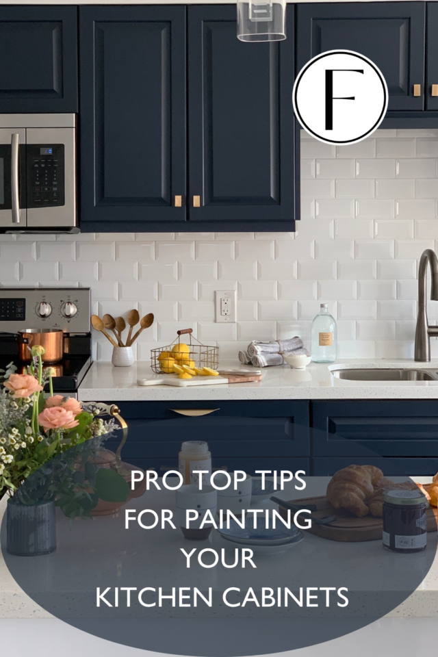 Pro Top Tips For Painting Kitchen Cabinets Fusion Mineral Paint