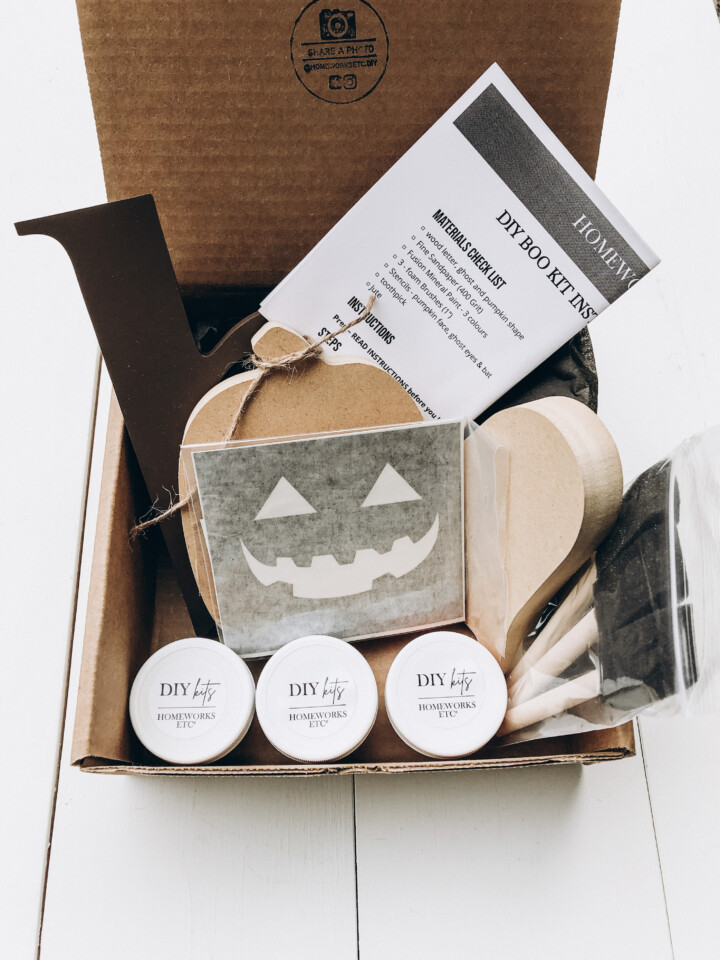DIY Boo kit - Fusion Mineral Paint