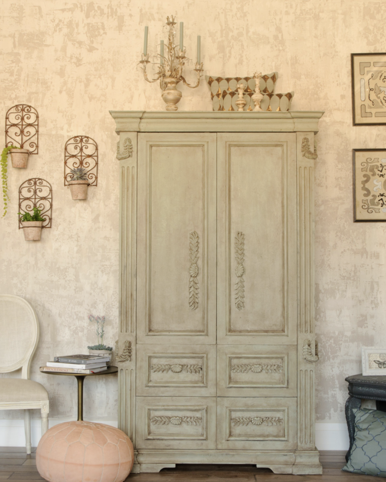 Statement walls with Fusion and Fresco - Fusion Mineral Paint
