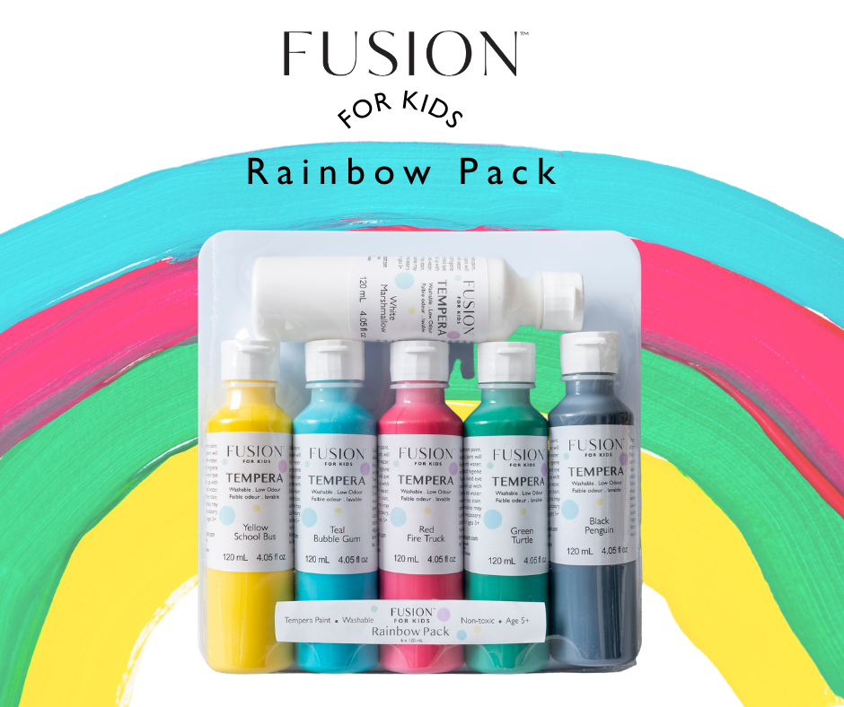 Fusion for kids non toxic washable paint